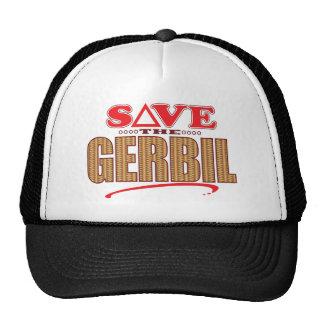 Gerbil Save Cap