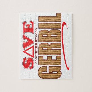Gerbil Save Puzzle