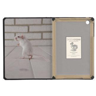 Gerbil standing iPad mini retina case