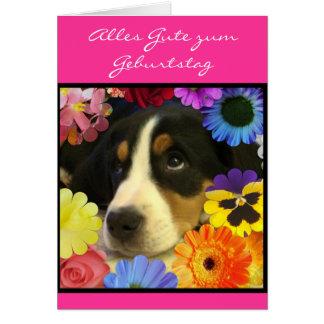 German: Birthday- Geburtstag Cards
