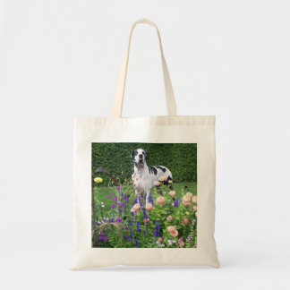 German Dogge, great dane, Hunde, Dogue Allemand Canvas Bag