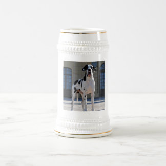 German Dogge, great dane, Hunde, Dogue Allemand Beer Steins