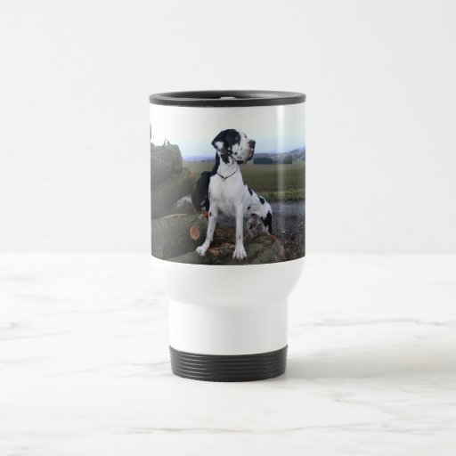 German Dogge, great dane, Hunde, Dogue Allemand Mugs