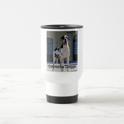 German Dogge, great dane, Hunde, Dogue Allemand Coffee Mug
