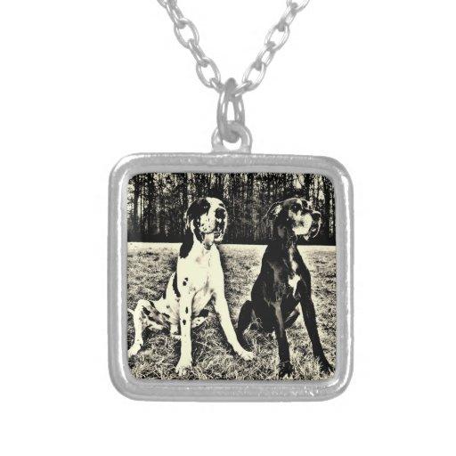 German Dogge, great dane, Hunde, Dogue Allemand Pendants