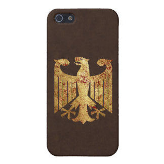 German Eagle Cover For iPhone 5/5S