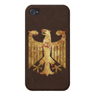 German Eagle iPhone 4 Cover
