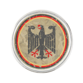 German Eagle Lapel Pin