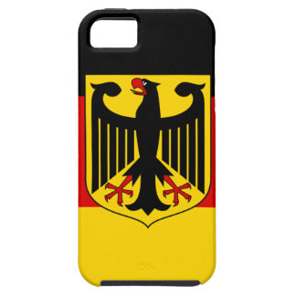 German Flag Case For The iPhone 5