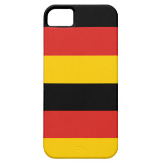 German Flag Stripes iPhone 5 Cases