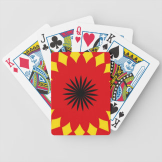 German National Pride Bicycle Playing Cards