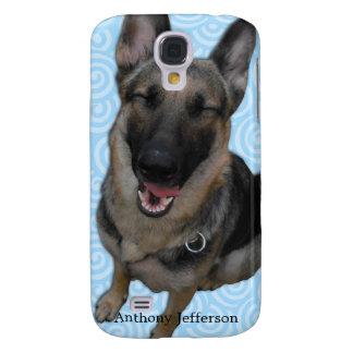 German Shepherd for 3G/3GS Galaxy S4 Case