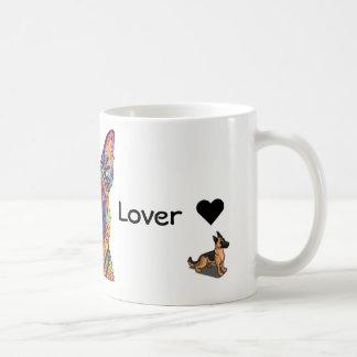 German Shepherd Lovers Mug