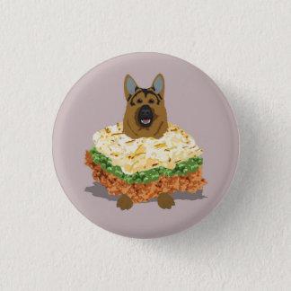German Shepherd Pie Badge