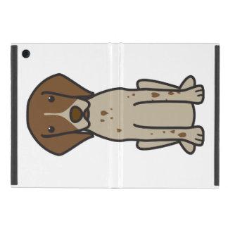 German Shorthaired Pointer Dog Cartoon Case For iPad Mini