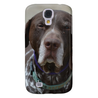 German Shorthaired Pointer Dog Galaxy S4 Case