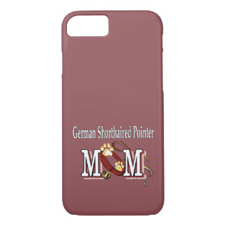German Shorthaired Pointer Mom Gifts iPhone 8/7 Case