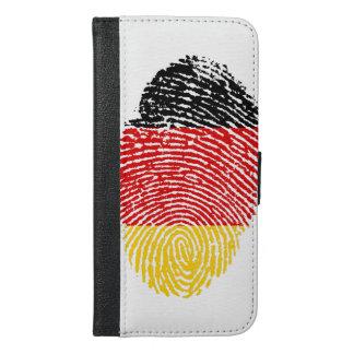German touch fingerprint flag