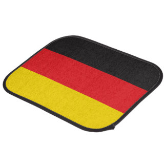 GERMANY FLAG CAR MAT
