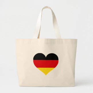 Germany Love Canvas Bag