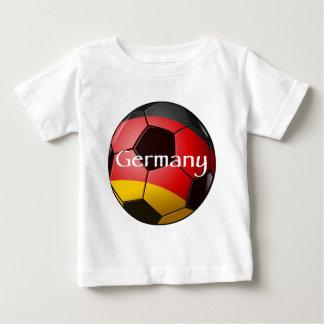 Germany Soccer Baby T-Shirt