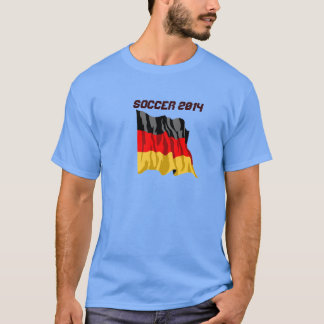 Germany Soccer Team 2014 T-Shirt
