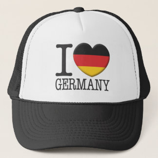 Germany Trucker Hat