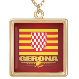 Gerona Gold Plated Necklace