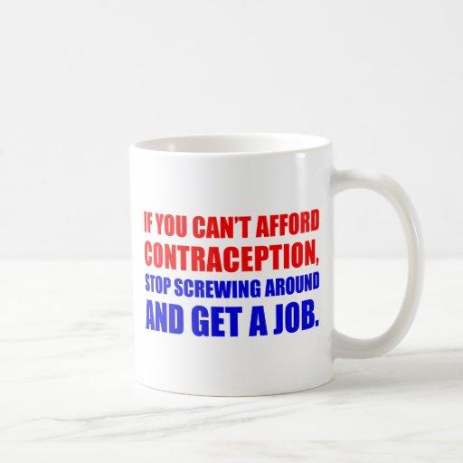 Get A Job Mug