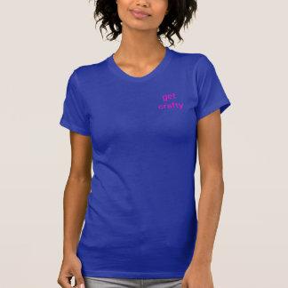 Get Crafty Tshirt for Women