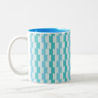 Get Funky Two-Tone Coffee Mug