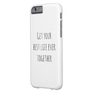 Get it together barely there iPhone 6 case