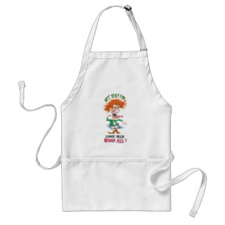 get reay for som irish woopass aprons
