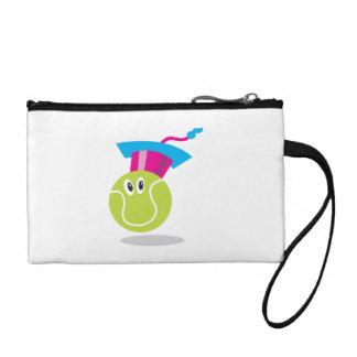 Get Sporty_Tennis_Bouncee™ smiling tennis ball Coin Purse