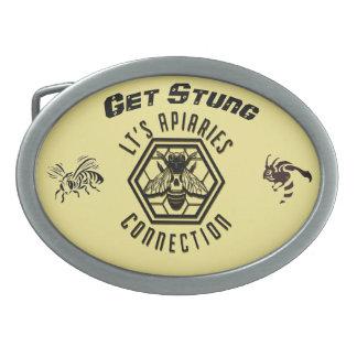 Get Stung Buckle Belt Buckles