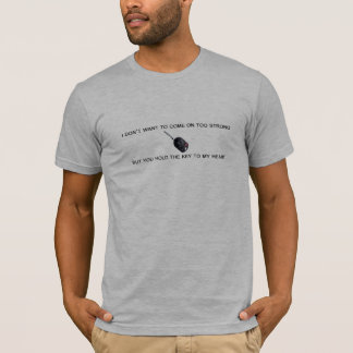 Get The Keys Repo T-Shirt