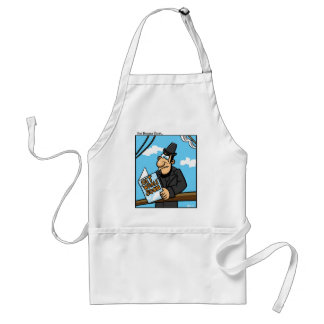 Get Whale Soon Standard Apron