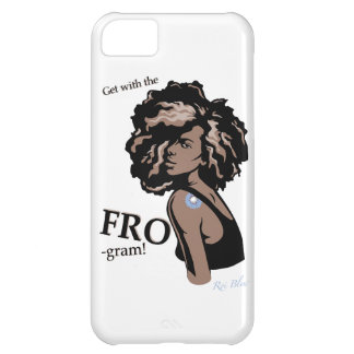Get With The Fro'gram IPhone Cover