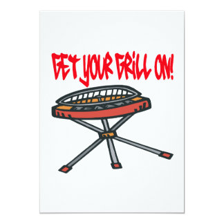 Get Your Grill On Card