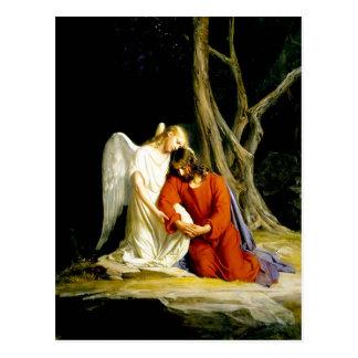 Gethsemane. Fine Art Postcards