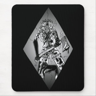 Getting The Ax Mouse Pad