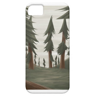 GF Woods iPhone 5 Case