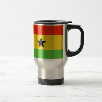 Ghana Flag Mugs