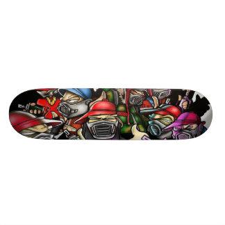ghetto skateboard deck