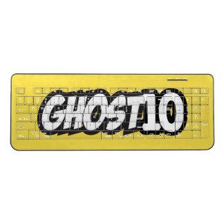 ghost10 wireless keyboard
