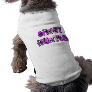Ghost Hunter pet clothing