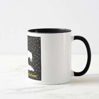Ghost Mug - CAUTION: Not A Morning Person