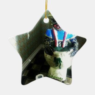 Ghoulies Retro 80's Movie Ceramic Star Decoration