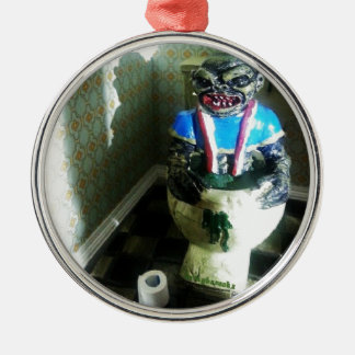 Ghoulies Retro 80's Movie Christmas Ornament