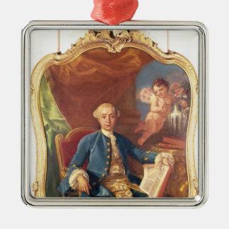 Giacomo Casanova Christmas Ornament
